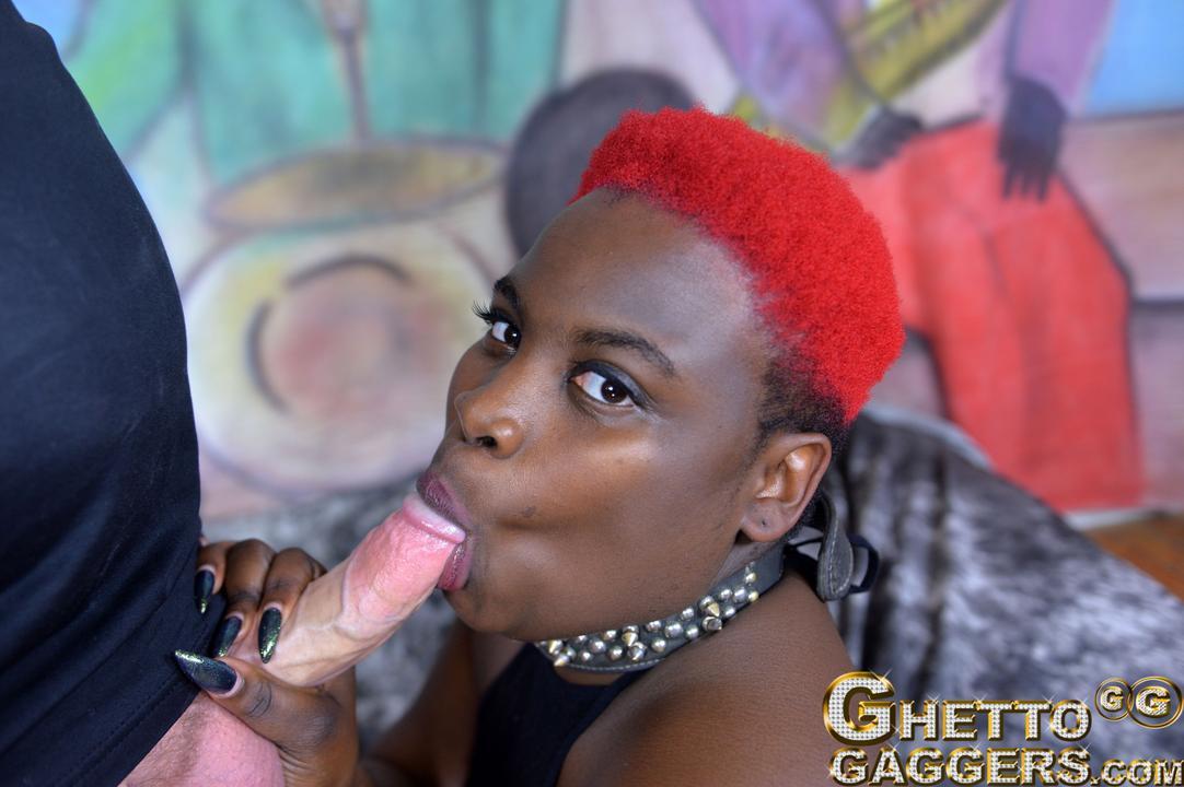 Ghetto Gaggers Beet Root Head