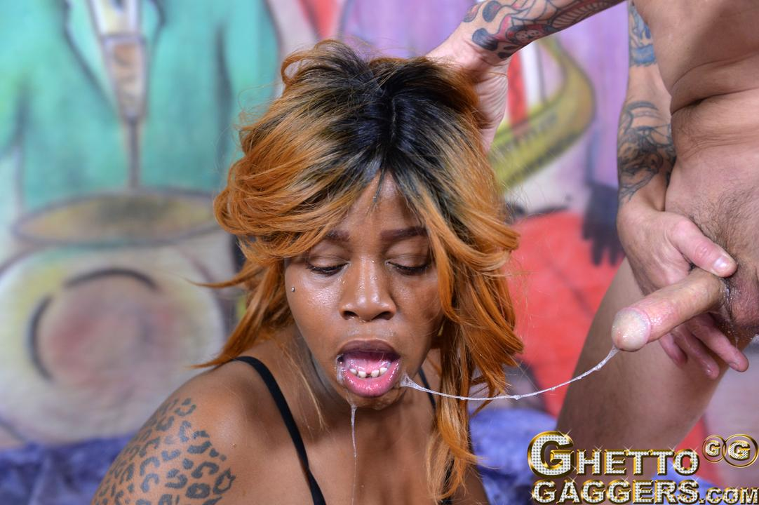 Ghetto Gaggers Big Bad She-Roy Brown